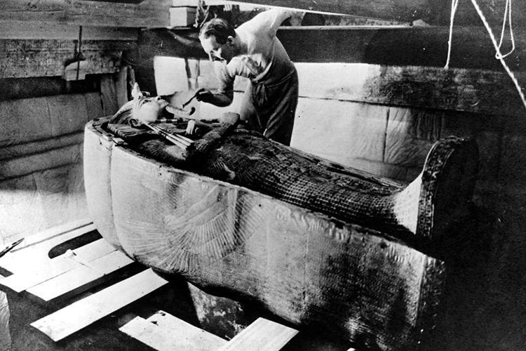 Howard-Carter-Tutancâmon