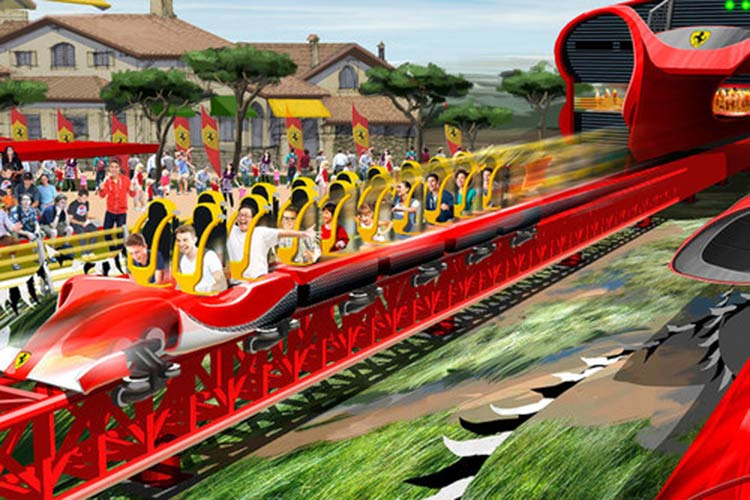 ferrari-land-parque-de-diversão-na-Espanha-acelerador