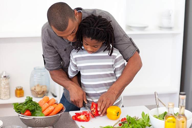 cozinhando-com-filho