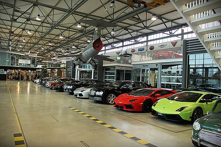 Motorworld-Stuttgart