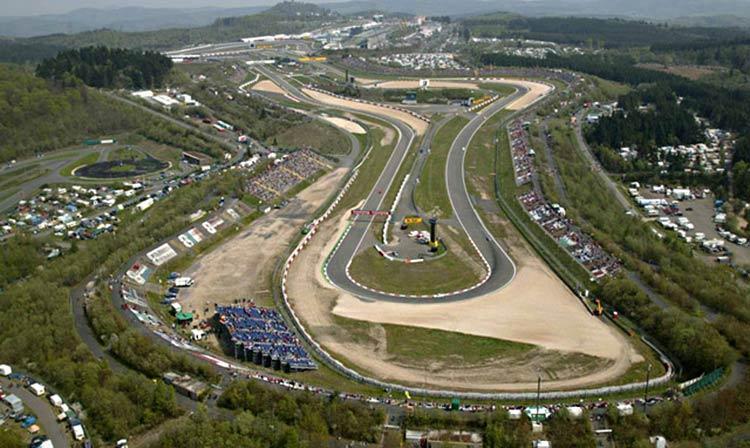 Nürburgring-Race-Track