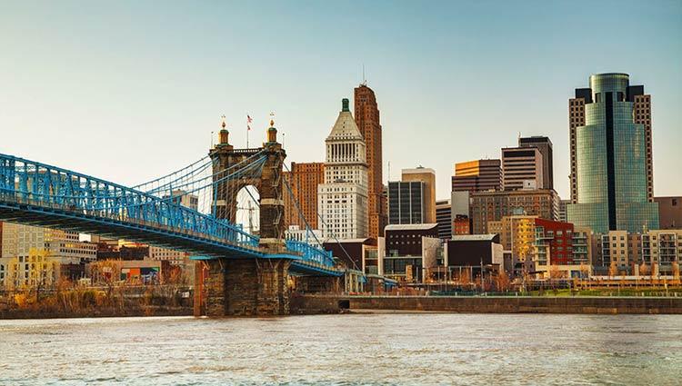 Cincinnati-Ohio