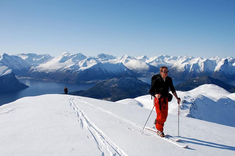 ski-noruega