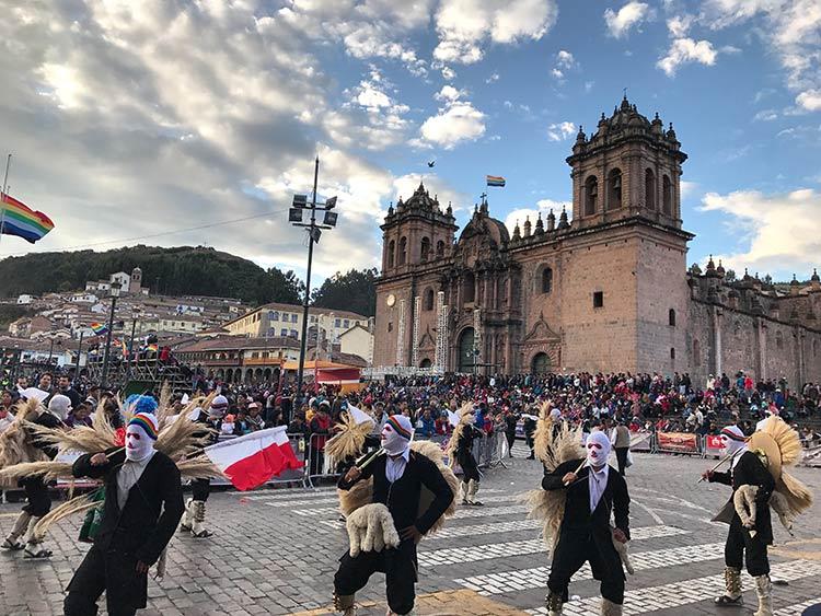Cusco-Festa
