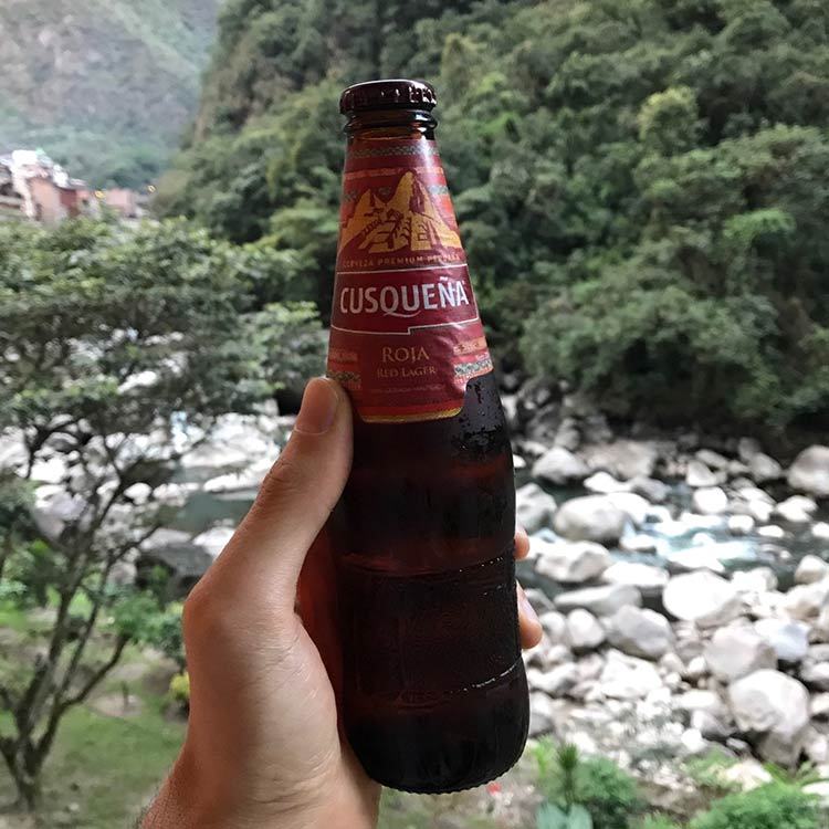 Cusquena-cerveja