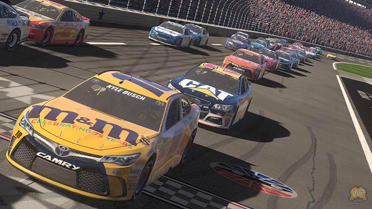 NASCAR-Heat