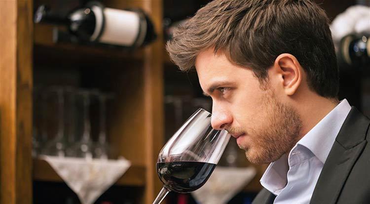 cheirar-vinho