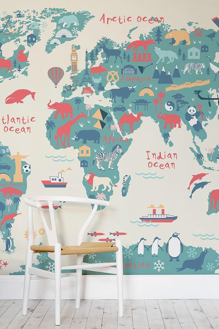 papel-de-parede-mapa-mundi-art