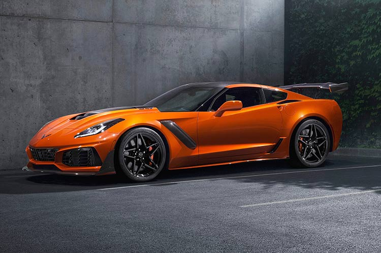 2019-chevrolet-corvette-ZR1-orange