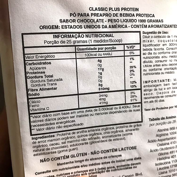 ingredientes-sunwarrior-proteina-classic
