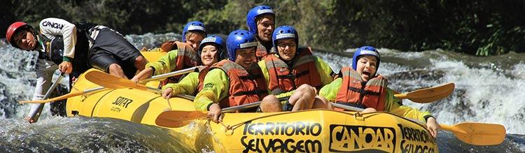 rafting-canoar