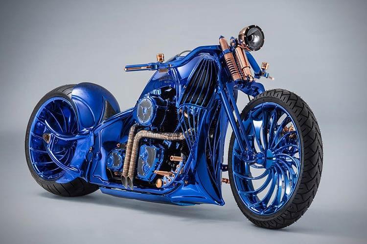 Harley-Davidson-Blue-Edition