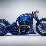 Harley-Davidson-blue