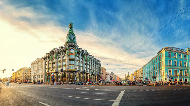Nevsky-Prospekt