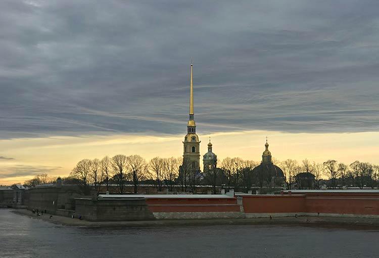 St-Petersburg-fortaleza