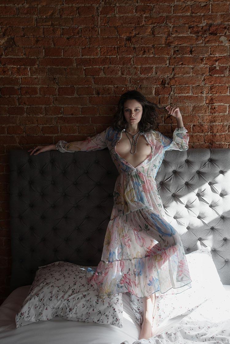 Julia Liepa Nude Photos 34