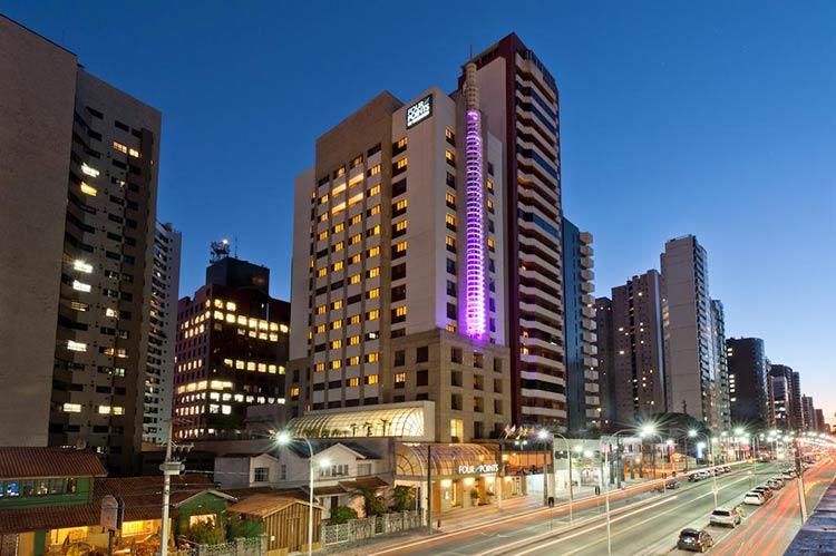 Four-Points-by-Sheraton-Curitiba