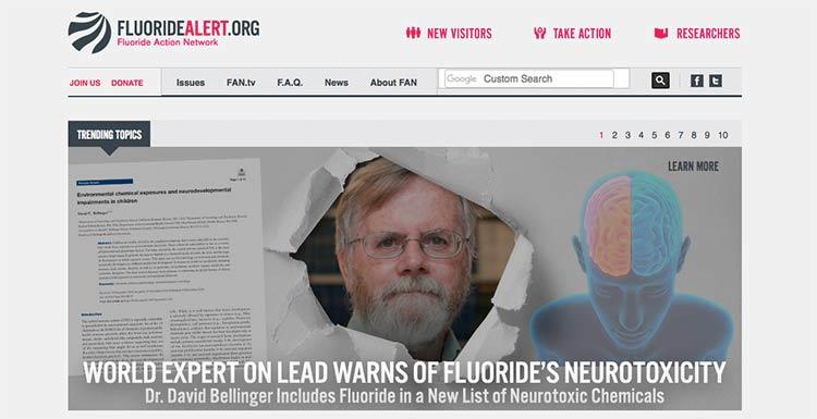 fluoride-alert
