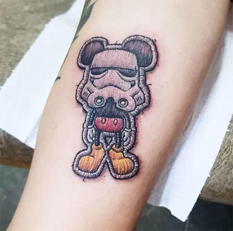 tatuagem-mickey-bordado