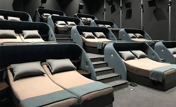 cinema-cama
