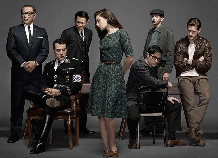 man-in-the-high-castle-cast