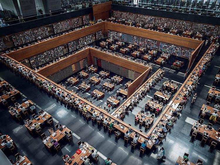 Biblioteca-Nacional-da-China-em-Pequim