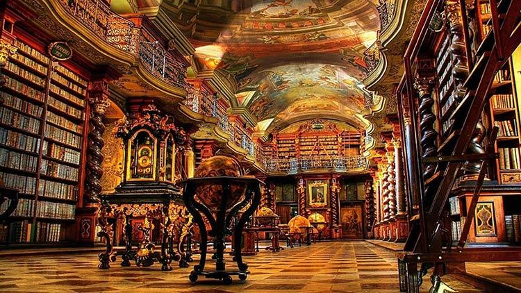 Biblioteca-Nacional-de-Praga
