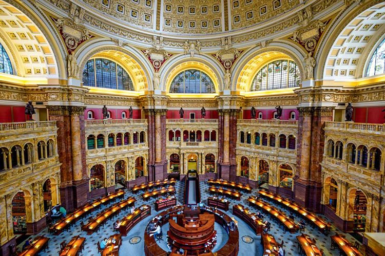 library-congress-washington