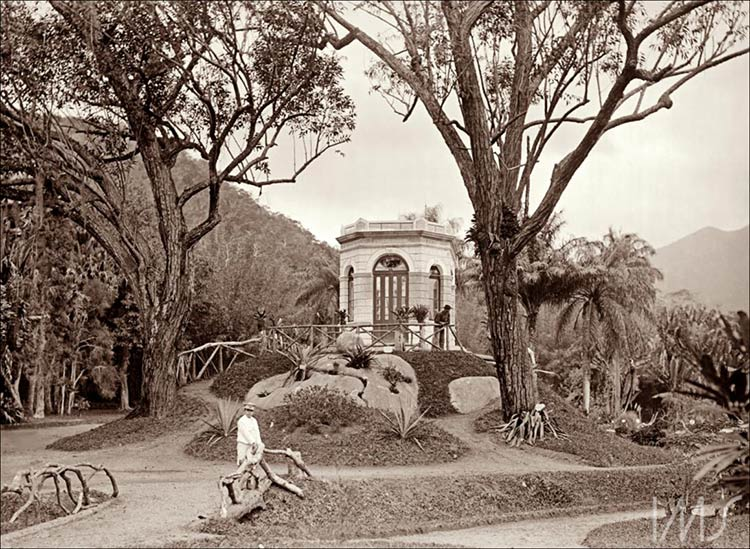 jardim-botanico-antigamente-rj