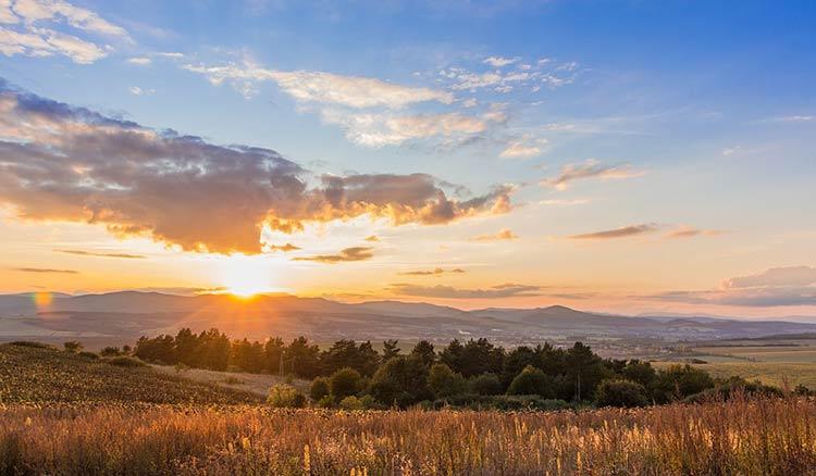 goldenhour-horizon