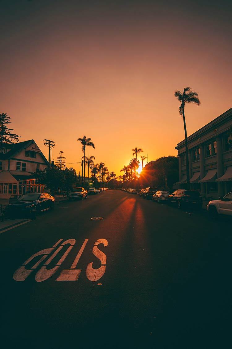 la-golden-hour