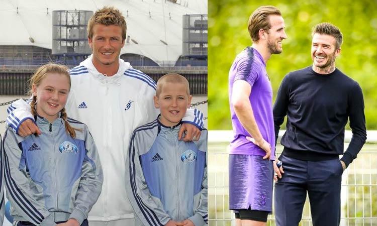 Harry-Kane-e-David-Beckham