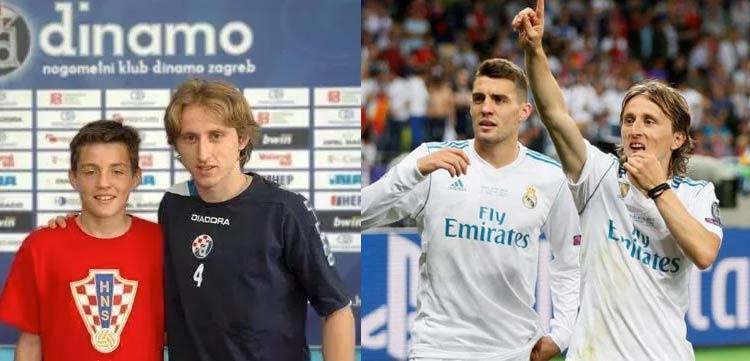 Mateo-Kovacic-e-Luka-Modric
