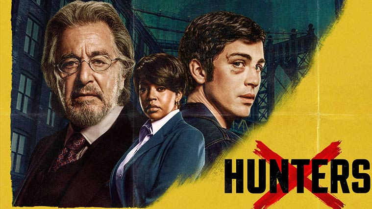 hunters-serie