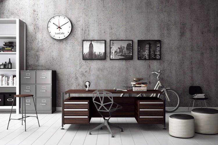 masculine-home-office